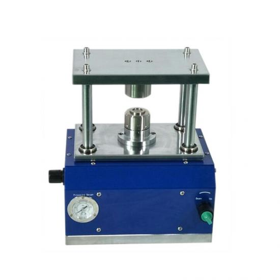 Pneumatic Coin Cell Crimping Machine
