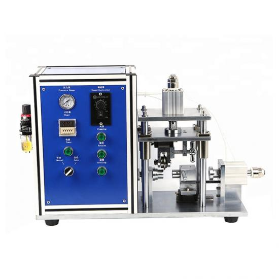 Cylindrical Battery Grooving Machine