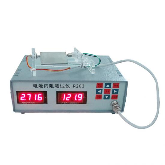 Battery Internal Resistance Tester