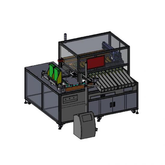 Automatic Battery Sorting Machine