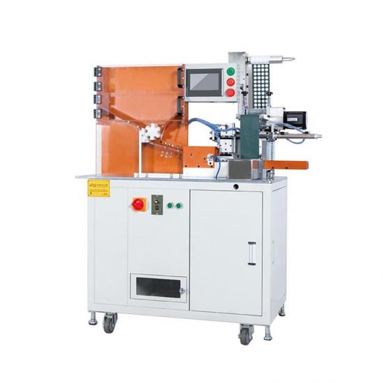 18650 Insulation Paper Sticking Machine